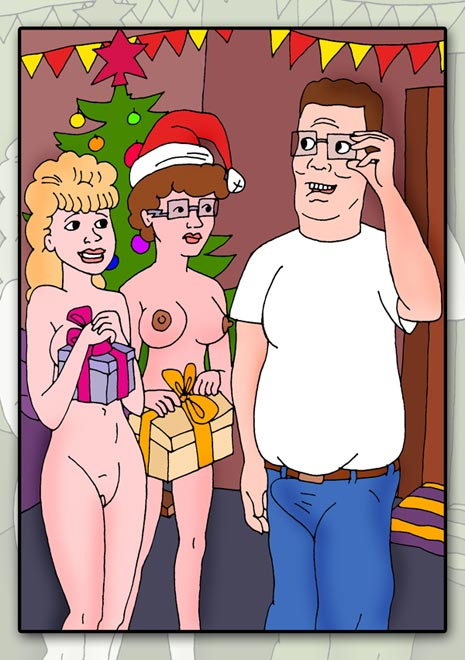 the of king toon hill porn Phineas and ferb isabella nude
