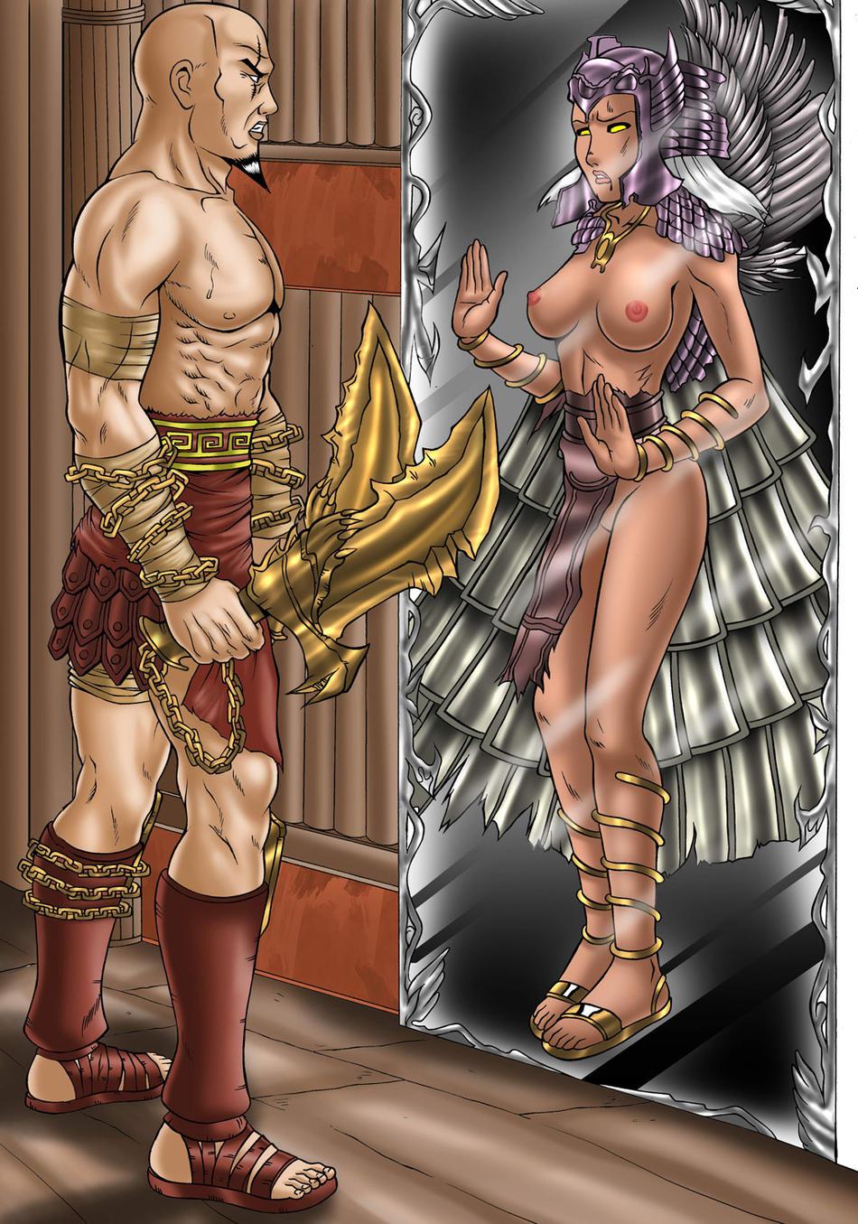 3 poseidon of god princess war How often do guys fap