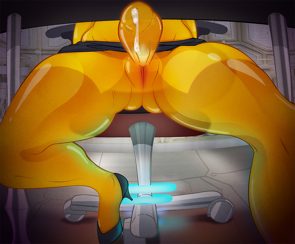 space tainted trials in busky Velma and daphne lesbian porn