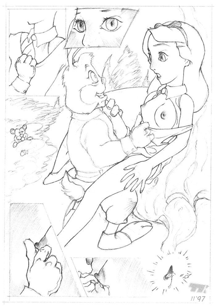 hentai in alice wonderland e The witcher 3 var attre villa
