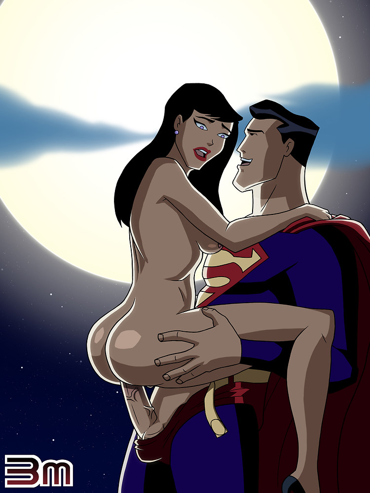 volcana the superman series animated Dead or alive honoka nude