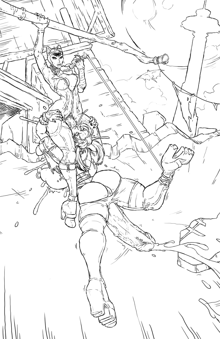 harley arkham batman pregnant city quinn Megaman x and zero yaoi