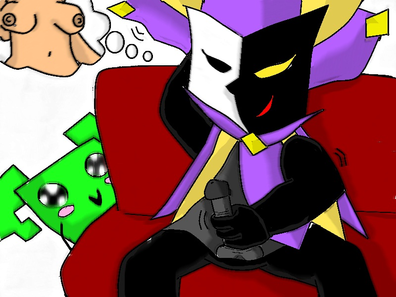 doopliss year the thousand door paper mario Spooky's house of jumpscares spooky