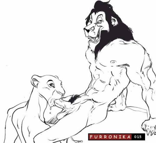 lion guard fuli the from Fallout 4 glorious female nude mod