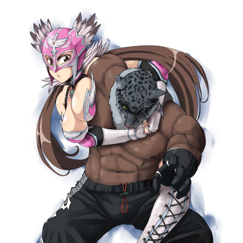 tag devil 2 tournament kazuya tekken Asa_kara_zusshiri_milk_pot