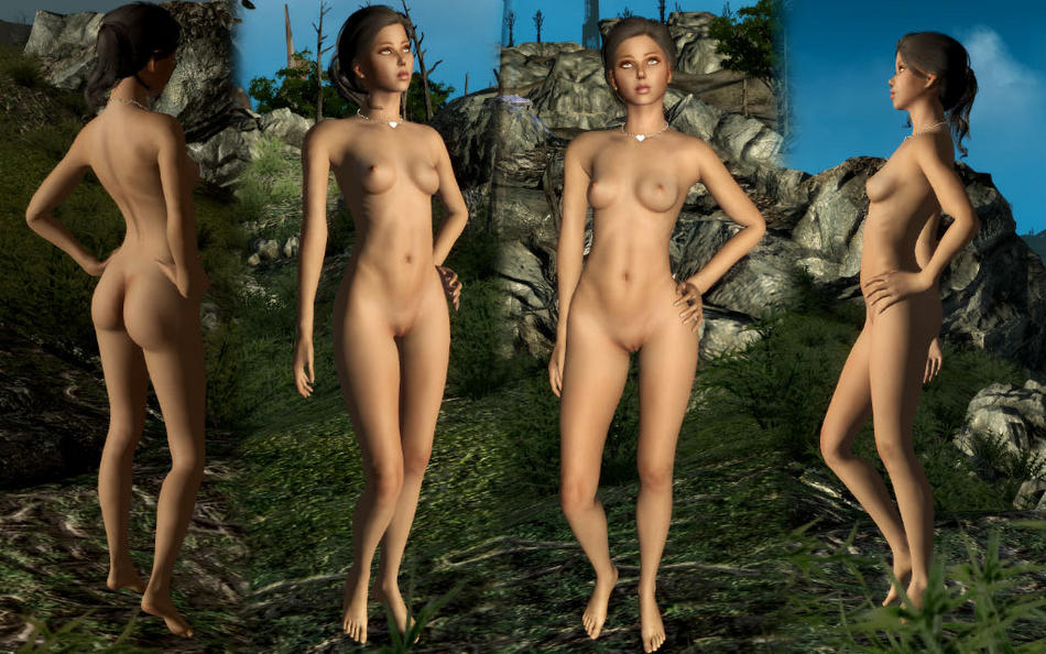 female nude mod 4 fallout Living with hipstergirl and gamer girl
