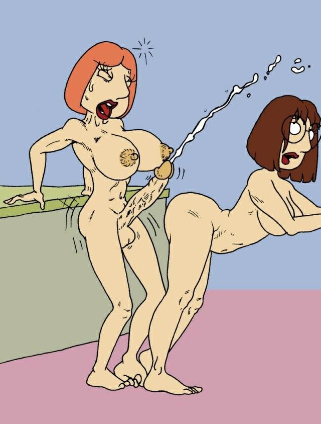 griffin nude meg and lois Sinbad legend of the seven seas eris bath