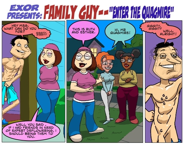 lois porn griffin guy family Spark the electric jester 2