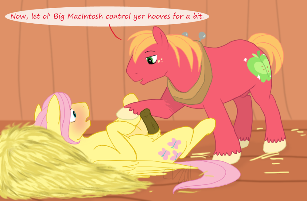 big and mlp fluttershy mac Avatar the last airbender jeong jeong