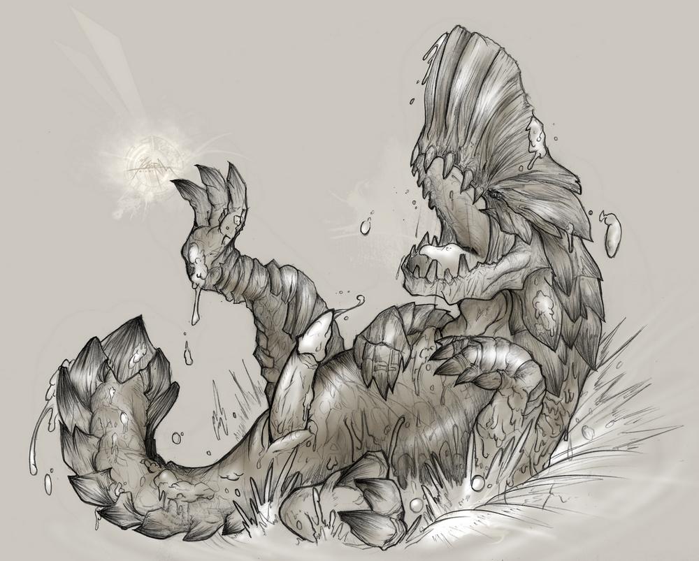 monster hunter third master world fleet Natsu x lucy fanfiction lemon