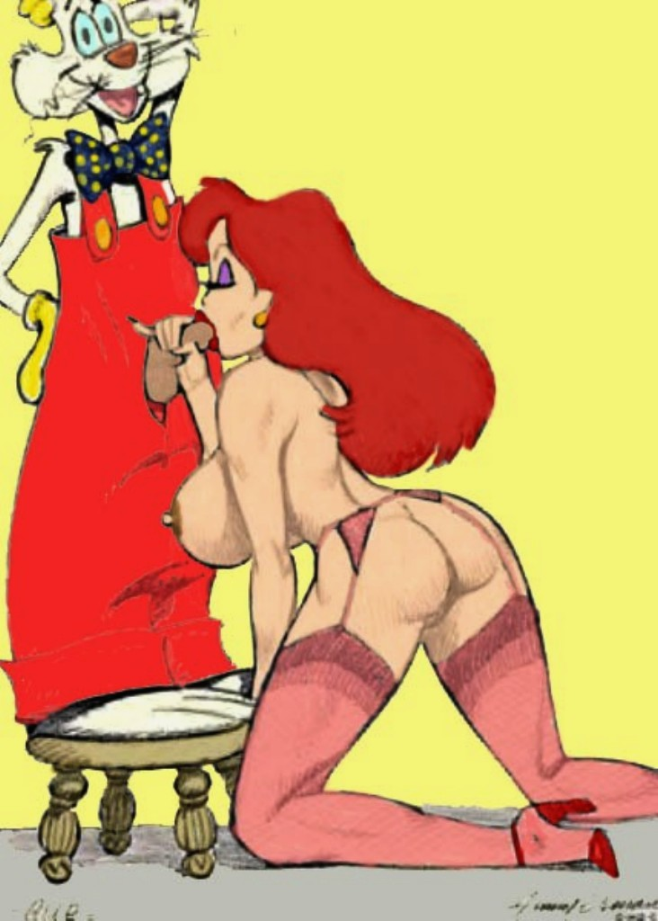 roger framed porn rabbit jessica who rabbit Mr peabody and sherman penny nude