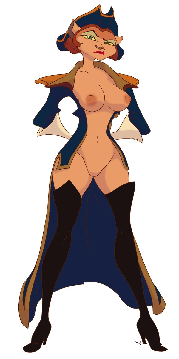 treasure lady planet captain cat in Danny phantom fanfiction ghost tail