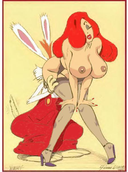 who jessica rabbit framed roger rabbit porn Doki doki literature club yuri sprites