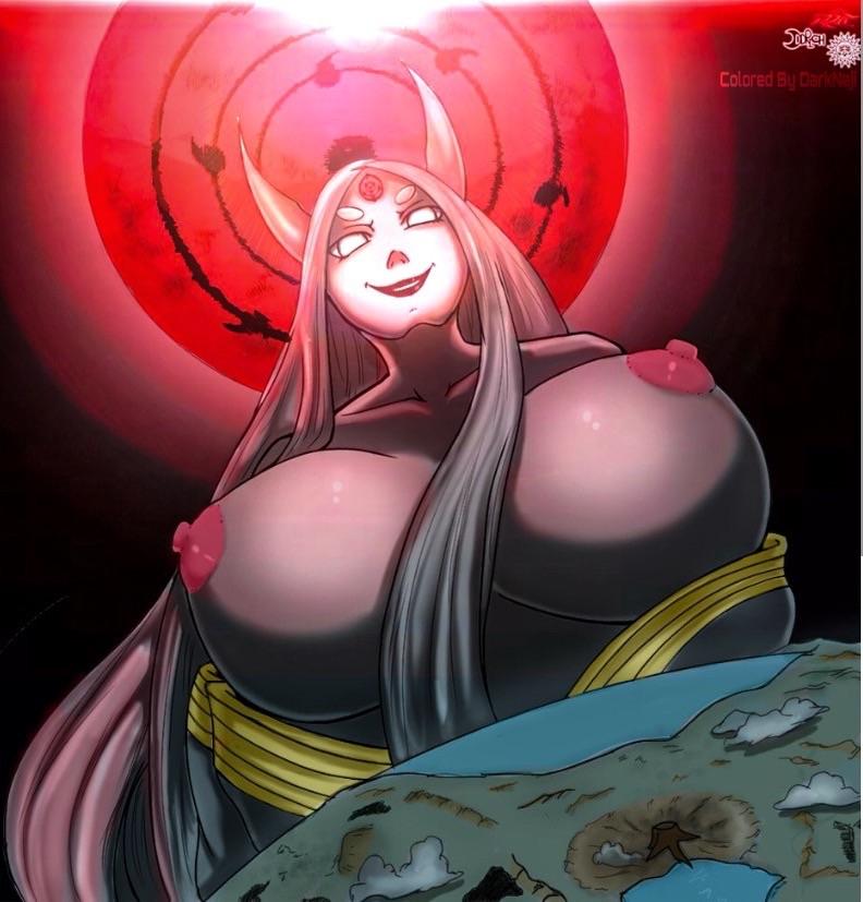 otsutsuki kaguya fanfiction x naruto crossover Knights of sidonia