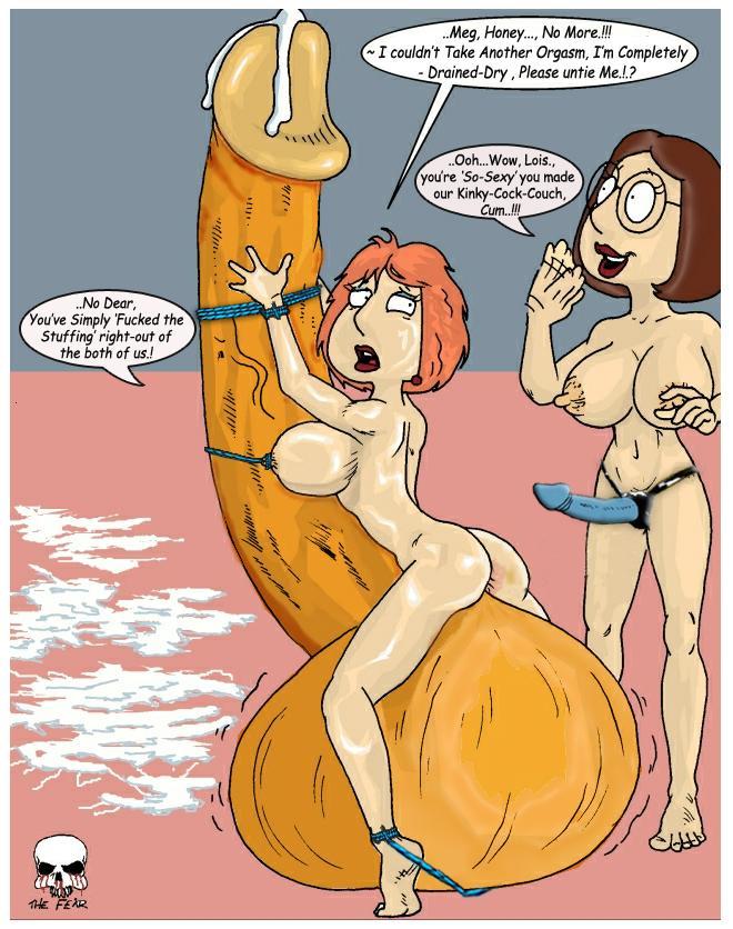 and griffin meg lois nude Ranma 1/2 akari