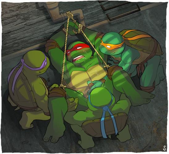 turtles xxx teenage mutant ninja Black clover jack the ripper