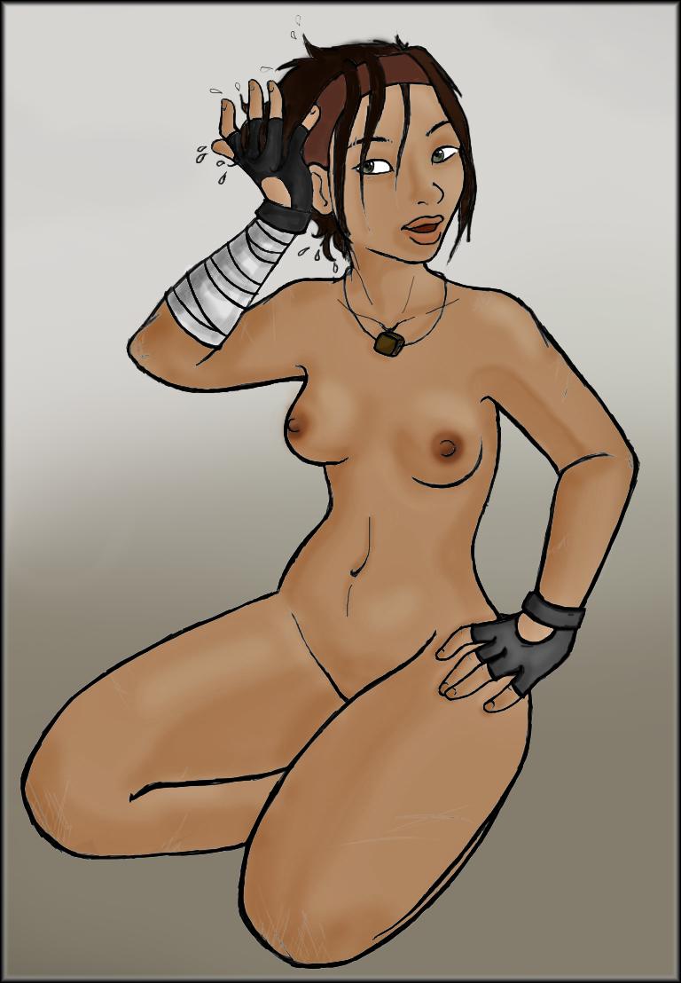 nude life half 2 alyx Far cry new dawn porn
