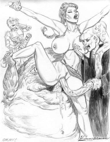 of nudity return the jedi League of legends jinx