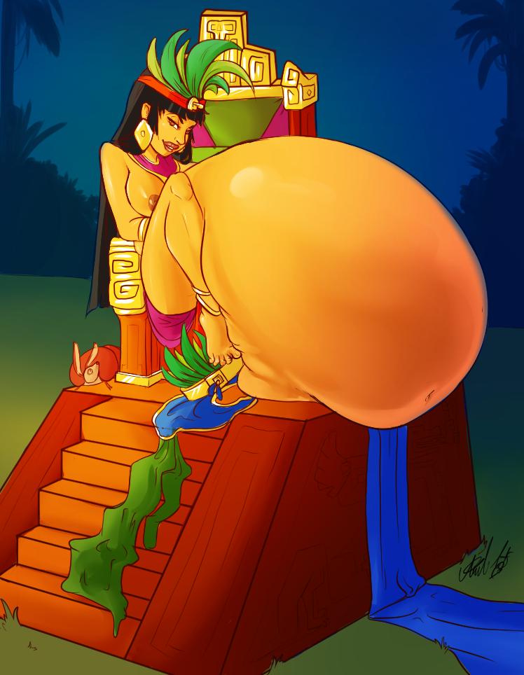 el road to blowjob dorado Homare (fool's art)