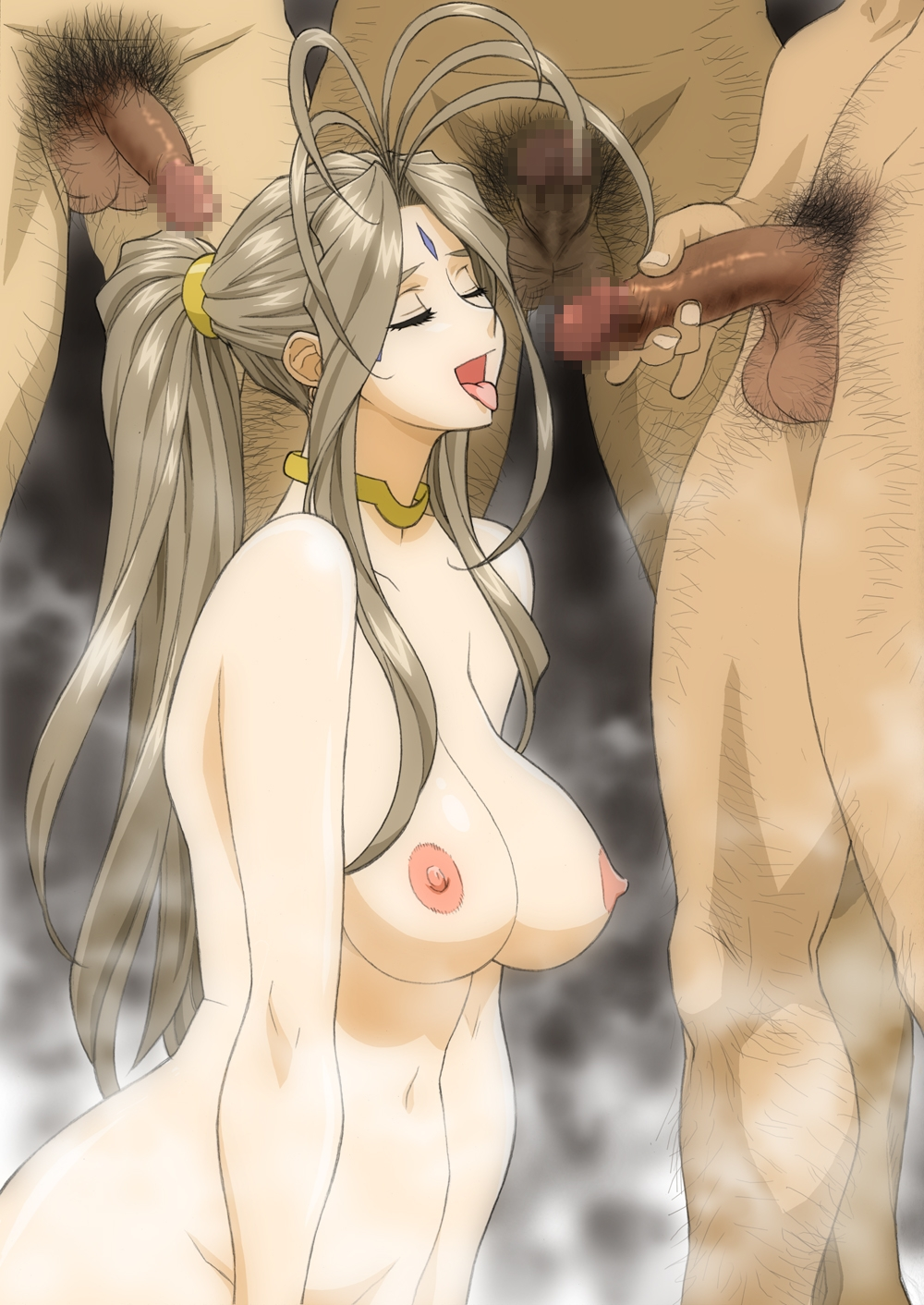 ah sex fanfiction my goddess belldandy How heavy are the dumbbells you lift