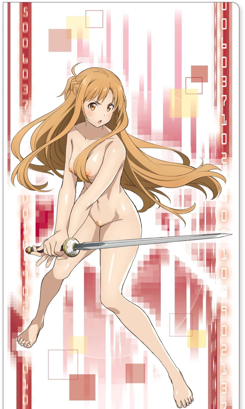 art sword nude asuna online Lara croft sfm porn gif
