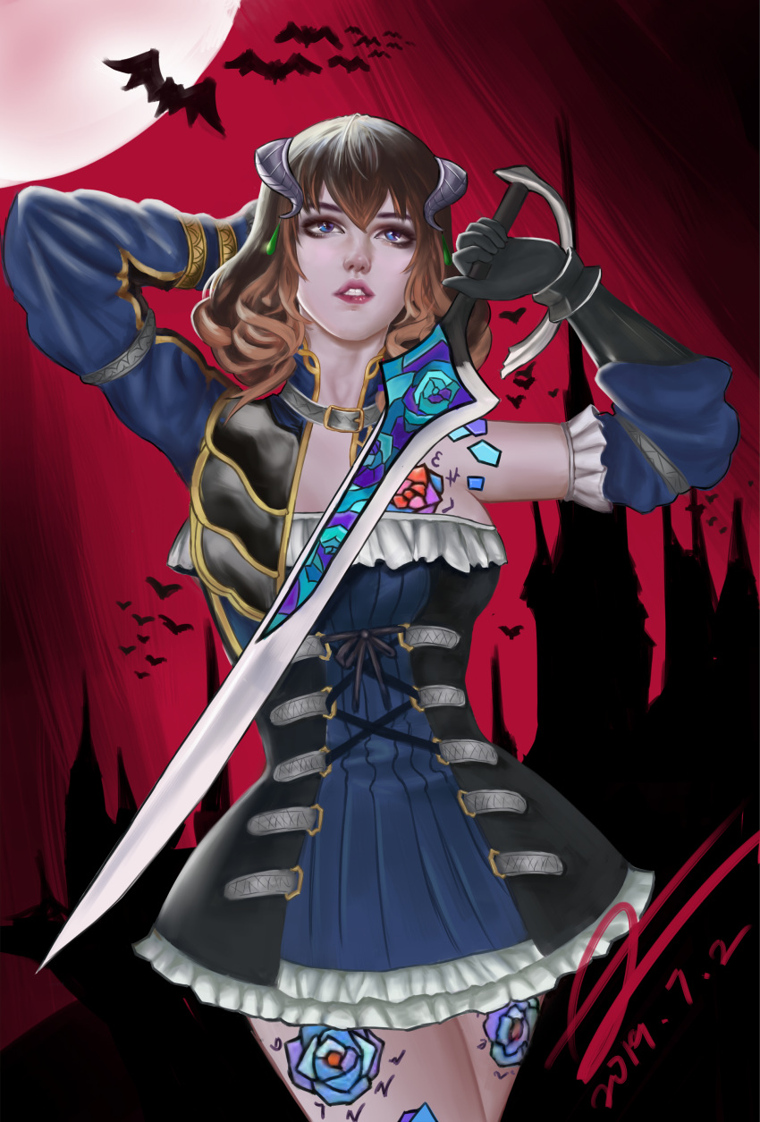 wing ritual faerie of the night bloodstained List of star vs the forces of evil characters