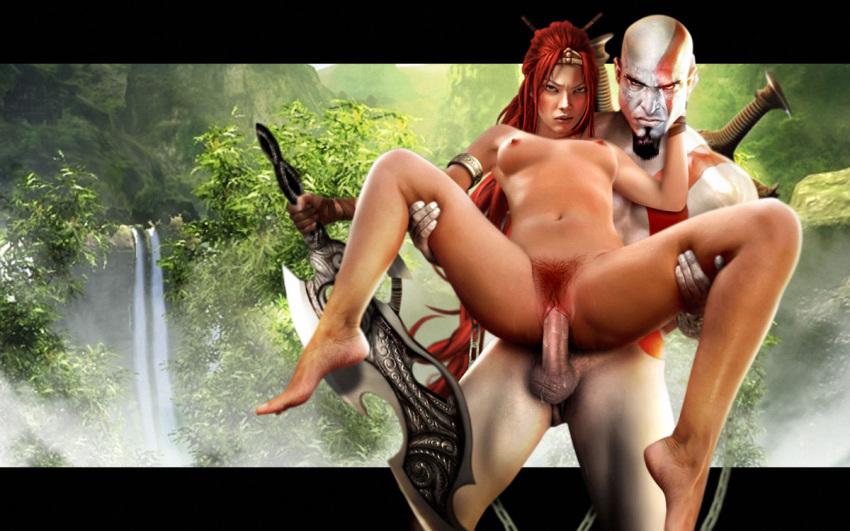 3 princess war god of poseidon Fnaf toy bonnie full body