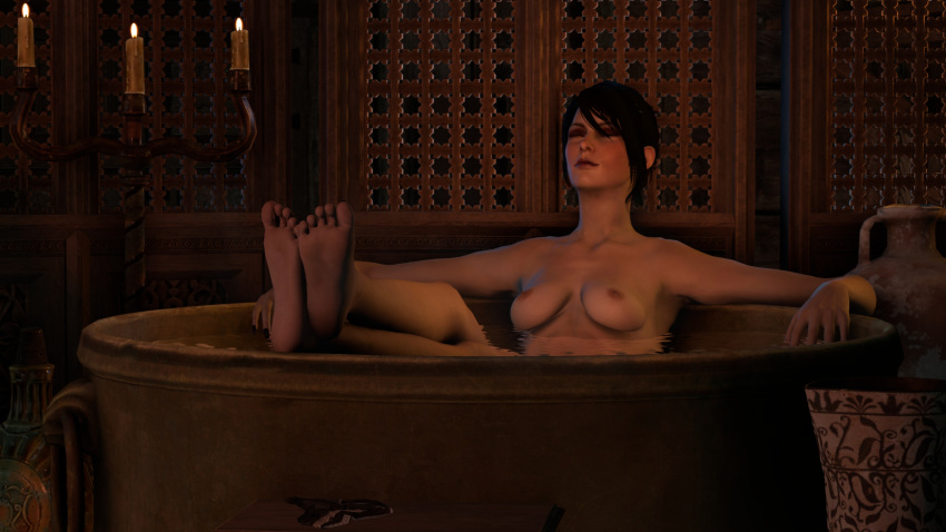 inquisition nude dragon sera age Tsuma to mama to boin