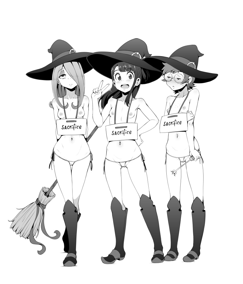 witch little academia What if adventure time was an anime secrets