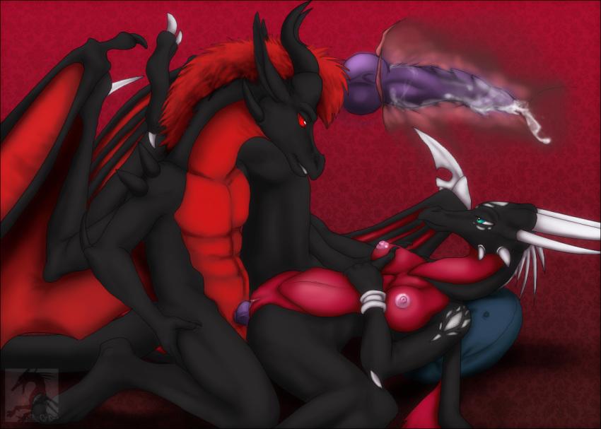 the dragon lay not the dragon slay said i Dragon age mass effect crossover