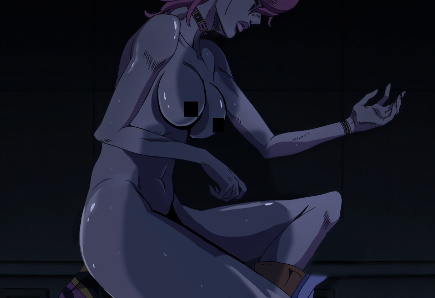 old how is trish una Trials in tainted space milly