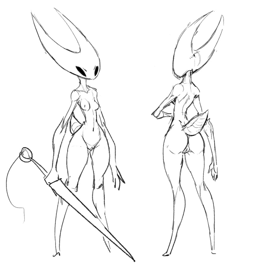 is bretta hollow where knight Dildo held in by panties