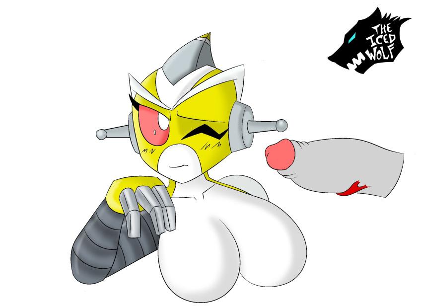 hyperforce team go robot super mandarin monkey Mass effect andromeda cora naked