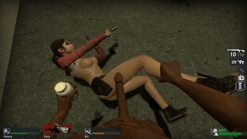 dead 4 left mod nude Kill la kill female characters