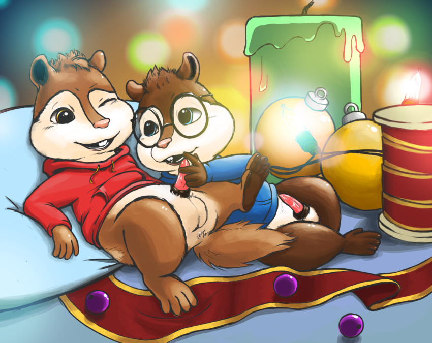alvin chipmunks the and Ghost in the attic 2 furry