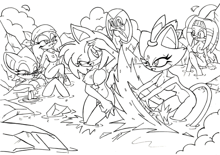 the bat rogue Naruto and fem haku fanfiction
