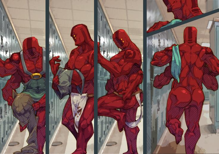 ben comic 10 Final fantasy x nude mod
