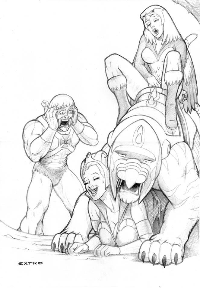 of old watchdog bloodborne lords the Kouyoku senki exs-tia a