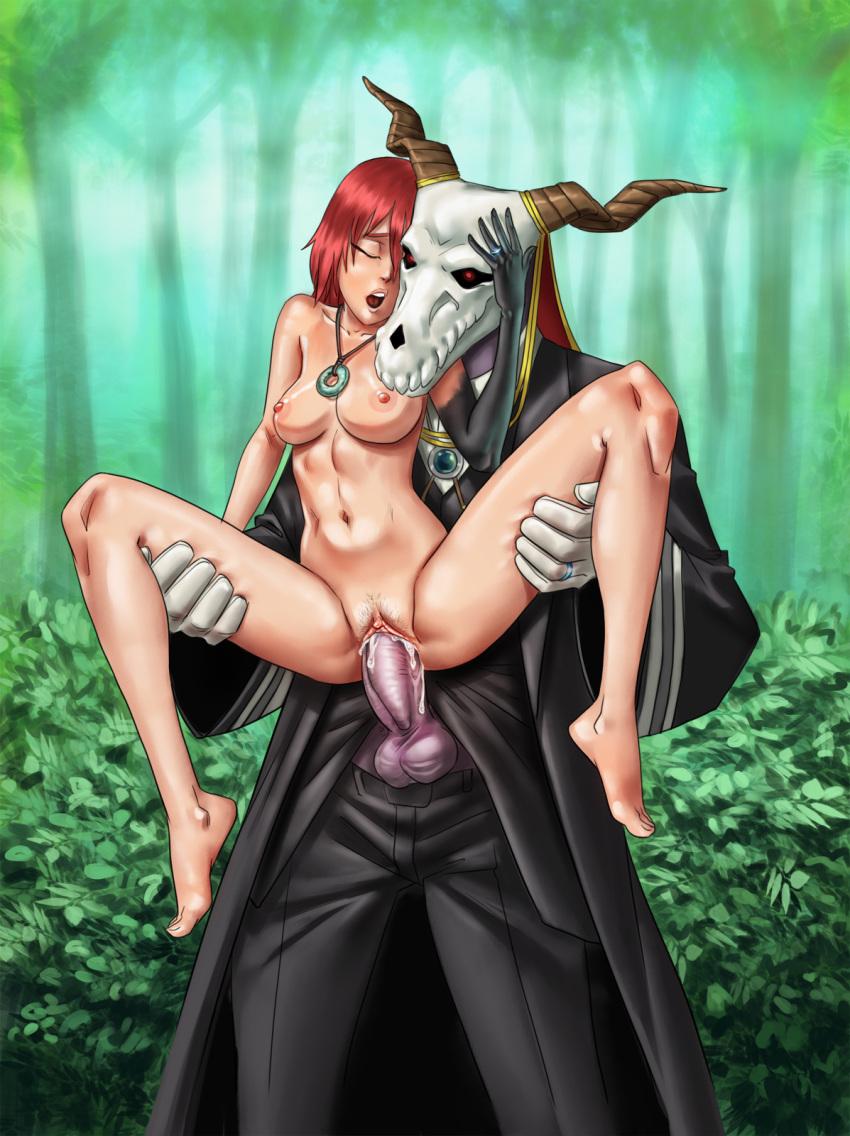 the ancient magus porn bride Mortal kombat vs dc universe sonya