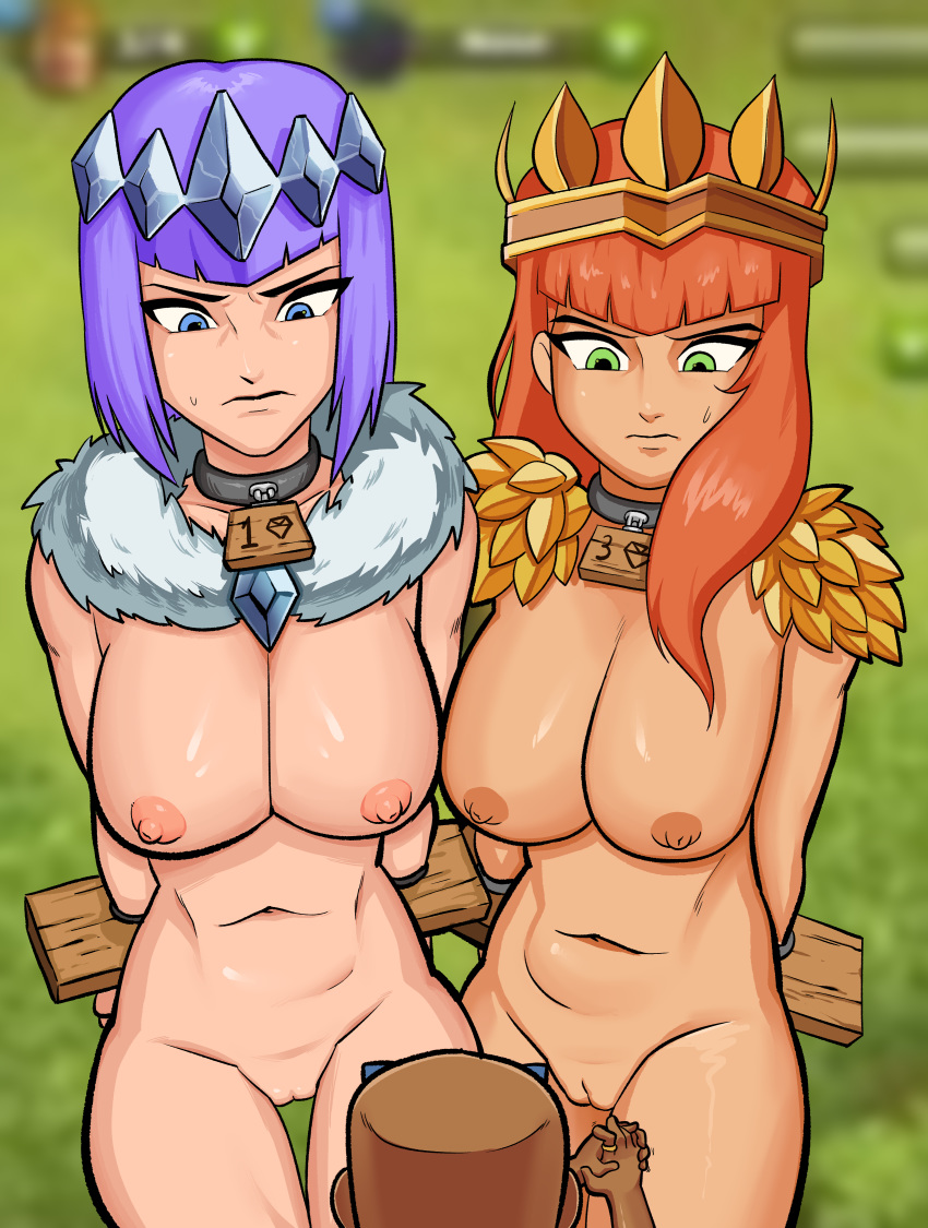 gay clash clans porn of League of super redundant heroes